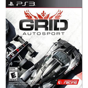 Grid Autosport Limited Black Edition Video Game for Sony PlayStation 3