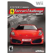 Ferrari Challenge Video Game for Nintendo Wii