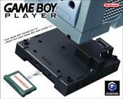 Platinum GameBoy Player - GameCube