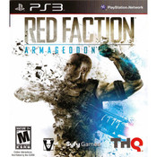 Red Faction Armageddon Video Game for Sony PlayStation 3