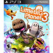 Little Big Planet 3 Video Game for Sony PlayStation 3