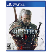 Witcher 3 Wild Hunt Video Game for Sony PlayStation 4