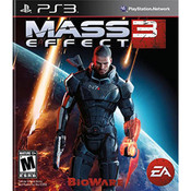 Mass Effect 3 Video Game for Sony PlayStation 3