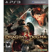 Dragon's Dogma Video Game for Sony PlayStation 3