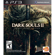 Dark Souls II Black Armor Edition Video Game for Sony PlayStation 3