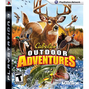 Cabela's Outdoor Adventures Video Game for Sony PlayStation 3