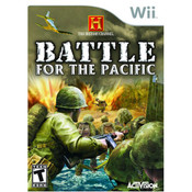 Battle for the Pacific Video Game for Nintendo Wii