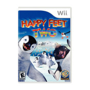 Happy Feet Two Video Game for Nintendo Wii