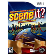 Scene It? Bright Lights! Big Screen! Video Game for Nintendo Wii