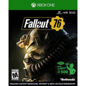 Fallout 76 Video Game for Microsoft Xbox One