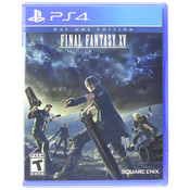 Final Fantasy XV Day One Edition Video Game for Sony PlayStation 4