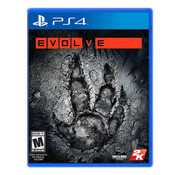 Evolve Video Game for Sony PlayStation 4