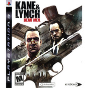 Kane & Lynch Dead Men Video Game for Sony PlayStation 3
