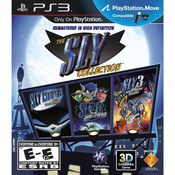 Sly Collection Video Game for Sony PlayStation 3