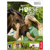 My Horse & Me Video Game for Nintendo Wii