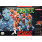 Chavez II Video Game for Super Nintendo