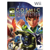 Ben 10 Ultimate Alien Cosmic Destruction Video Game for Nintendo Wii