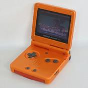 GameBoy Advance SP System Torchic Orange w/Charger