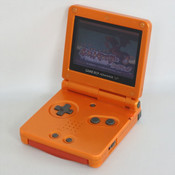 GameBoy Advance SP System Torchic Orange w/Charger