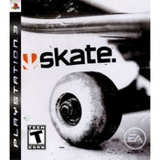Skate Video Game for Sony PlayStation 3