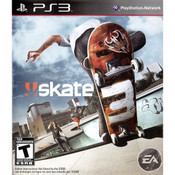 Skate 3 Video Game for Sony PlayStation 3