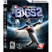 The Bigs 2 Video Game for Sony PlayStation 3