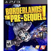 Borderlands The Pre-Sequel! Video Game for Sony PlayStation 3
