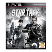 Star Trek Video Game for Sony PlayStation 3