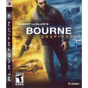 Bourne Conspiracy Video Game for Sony PlayStation 3