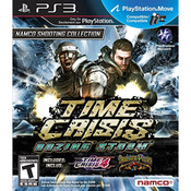 Time Crisis Razing Storm Video Game for Sony PlayStation 3