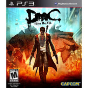 Devil May Cry Video Game for Sony PlayStation 3