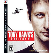 Tony Hawk's Project 8 Video Game for Sony PlayStation 3