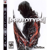 Prototype Video Game for Sony PlayStation 3