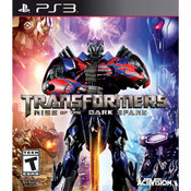 Transformers Rise of the Dark Spark Video Game for Sony PlayStation 3