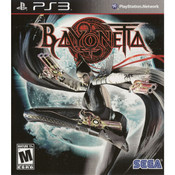 Bayonetta Video Game for Sony PlayStation 3