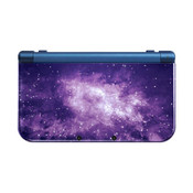 Nintendo 3DS XL Purple Galaxy with Charger