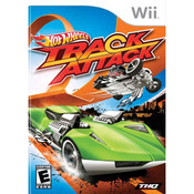 Hot Wheels Track Attack Video Game for Nintendo Wii
