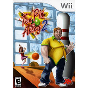 Ten Pin Alley 2 Video Game for Nintendo Wii