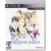 Tales of Xillia Video Game for Sony PlayStation 3