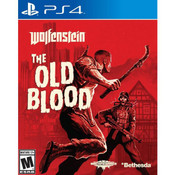 Wolfenstein The Old Blood Video Game for Sony PlayStation 4