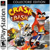 Crash Bash Collectors' Edition Video Game for Sony PlayStation