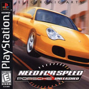 Need for Speed Porsche Unleashed Video Game for Sony PlayStation