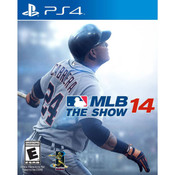 MLB 14 The Show Video Game for Sony PlayStation 4