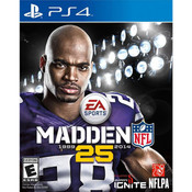 Madden NFL 25 Video Game for Sony PlayStation 4