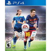 FIFA 16 Video Game for Sony PlayStation 4