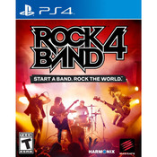 Rock Band 4 Video Game for Sony PlayStation 4