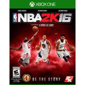NBA 2K16 Video Game for Microsoft Xbox One