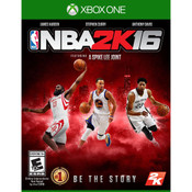 NBA 2K16 Video Game for Microsoft Xbox One