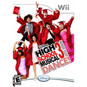 High School Musical 3 Dance! Video Game for Nintendo Wii