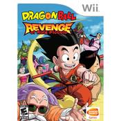 Dragonball Revenge of King Piccolo Video Game for Nintendo Wii